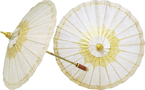 Parasols fashionable sun safety