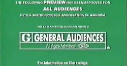 G General Audiences