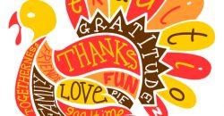 Thanksgiving gratitude Sundicators