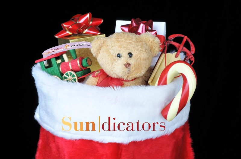 healthy stocking stuffer sundicators