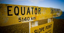 sundicators by the equator