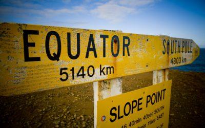 sundicators by the equator