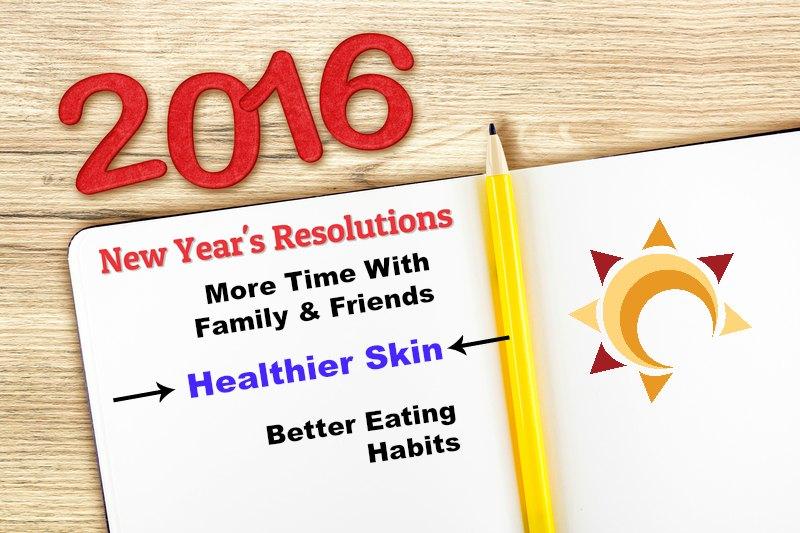 Healthier skin in 2016
