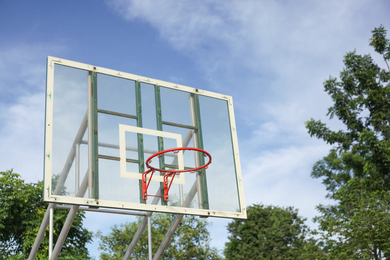 March Madness Outdoor Basketball