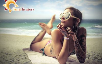 AreSunburns Bad for Tattoos? Wear Sundicators