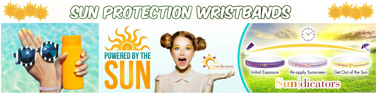 Sundicators UV Wristbands
