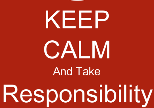 Your Responsibility: Staying Healthy Inside and Out