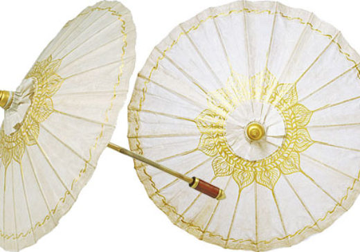 Return of Parasols: Sun-safe and Fashionable