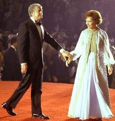 Carter First Lady Inauguration Ball Gowns
