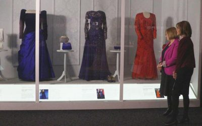 First Lady Inaugural Ball Gowns (Part 2): From Nancy to Melania